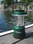 Lantern with Compass