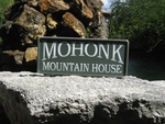 Mohonk Mountain House Sign