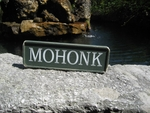 Mohonk Sign