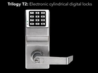 ALARM LOCK DL2700 TRILOGY T2 ELECTRONIC DIGITAL LOCK