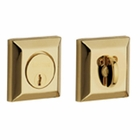 BALDWIN SQUARED 8255 DOUBLE CYLINDER DEADBOLT