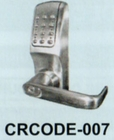 CAL ROYAL CRCODE007 DIGITAL TRIM FOR 7700 AND 9800 EXIT DEVICES ( click here to view and buy item )