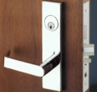 CAL ROYAL NM8453 - ENTRANCE  HEAVY DUTY KEYED MORTISE LOCKSET WITH DEADBOLT (click here to view and buy item)