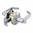 CAL ROYAL SL00 PIONEER LEVER LOCKSET 26D BRUSHED CHROME