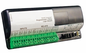 HAGER 2-659-0240 PROGRAMMABLE RELAY AND DOOR SEQUENCER ( click here to view and buy item )