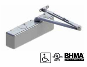 HAGER 5100 HEAVY DUTY DOOR CLOSER ( click here to view and buy item )