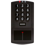 HID ENTRY PROX CARD READER AND KEYPAD (click here to view and buy item)