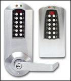 KABA E-PLEX STAND ALONE ELECTRONIC KEYPAD  (click here to view and buy item )