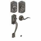 SCHLAGE CAMELOT KEYPAD FRONT ENTRY