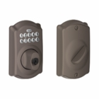 SCHLAGE CAMELOT STYLE KEYPAD DEADBOLT OIL RUBBED BRONZE ( click here to view and buy item )