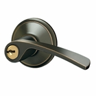 SCHLAGE FA51 MERANO ENTRANCE AGED BRONZE (click here to view and buy item)