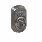 SCHLAGE PLYMOUTH KEYPAD DEADBOLT 620 ANTIQUE PEWTER FINISH
