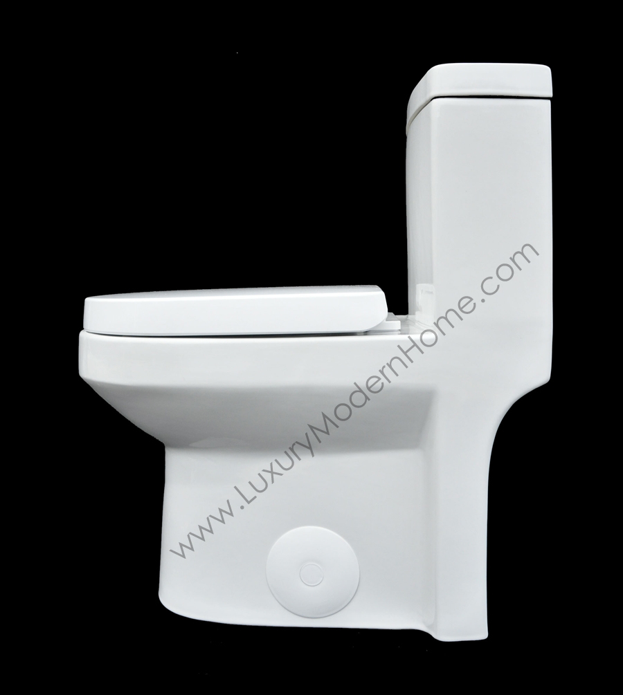 Galba 24 5 Quot Small Toilet Elongated