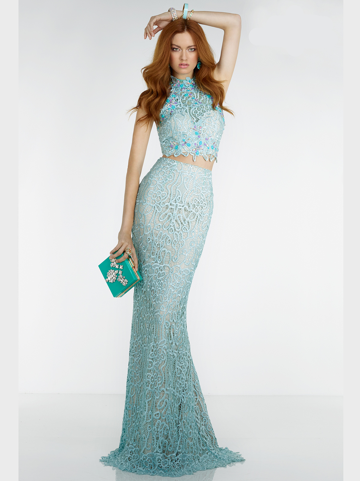 Prom dresses under the sea - Dress style