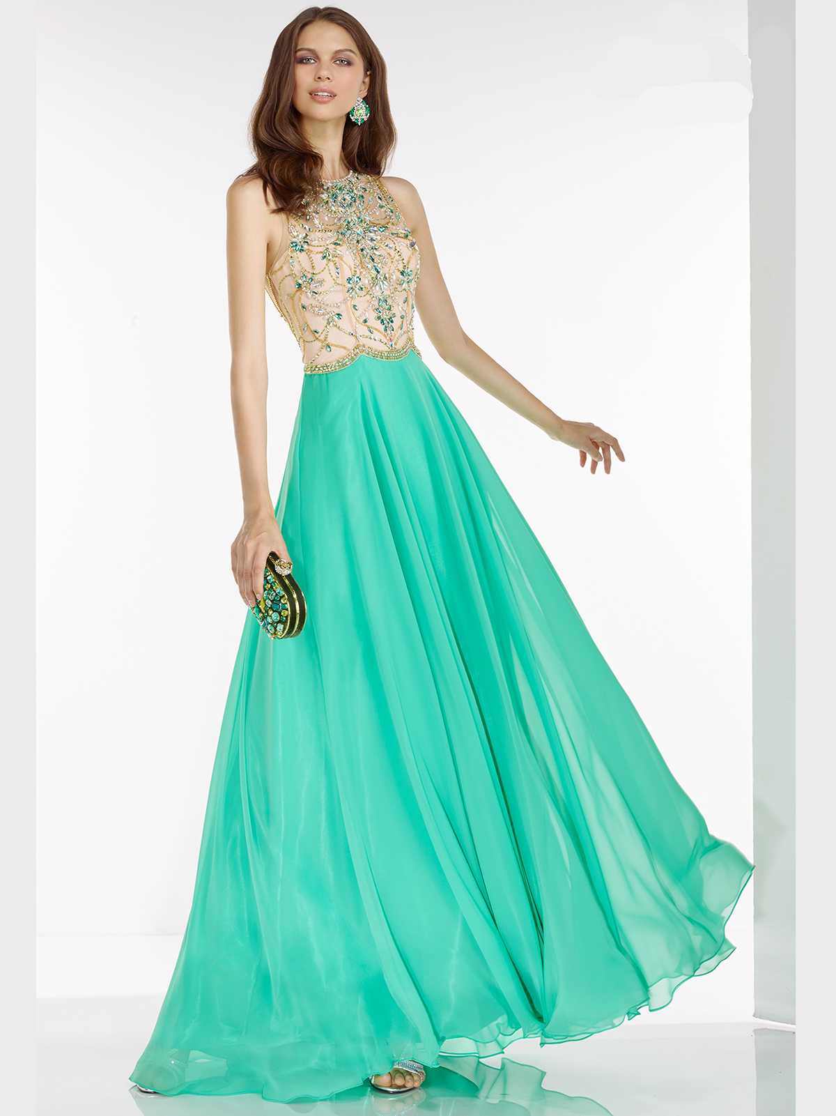 Prom dresses under the sea - Prom dress style