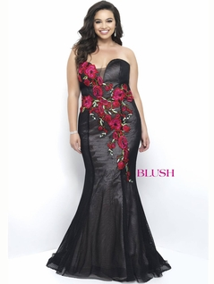 Prom Dresses Plus Size 2017 - Best Fashion Design 2017