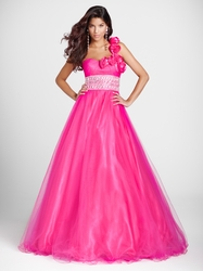 Blush Ball Gowns