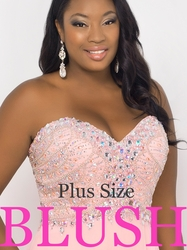 Blush Plus Size