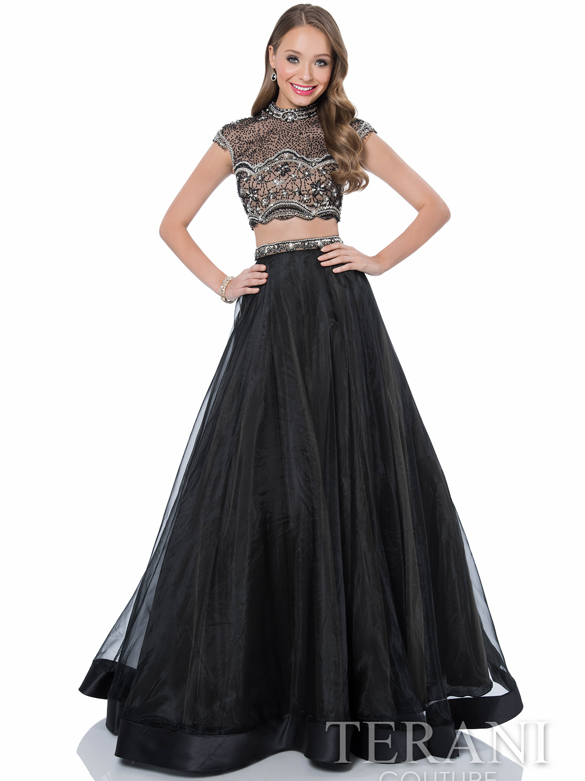black sweet 16 dresses
