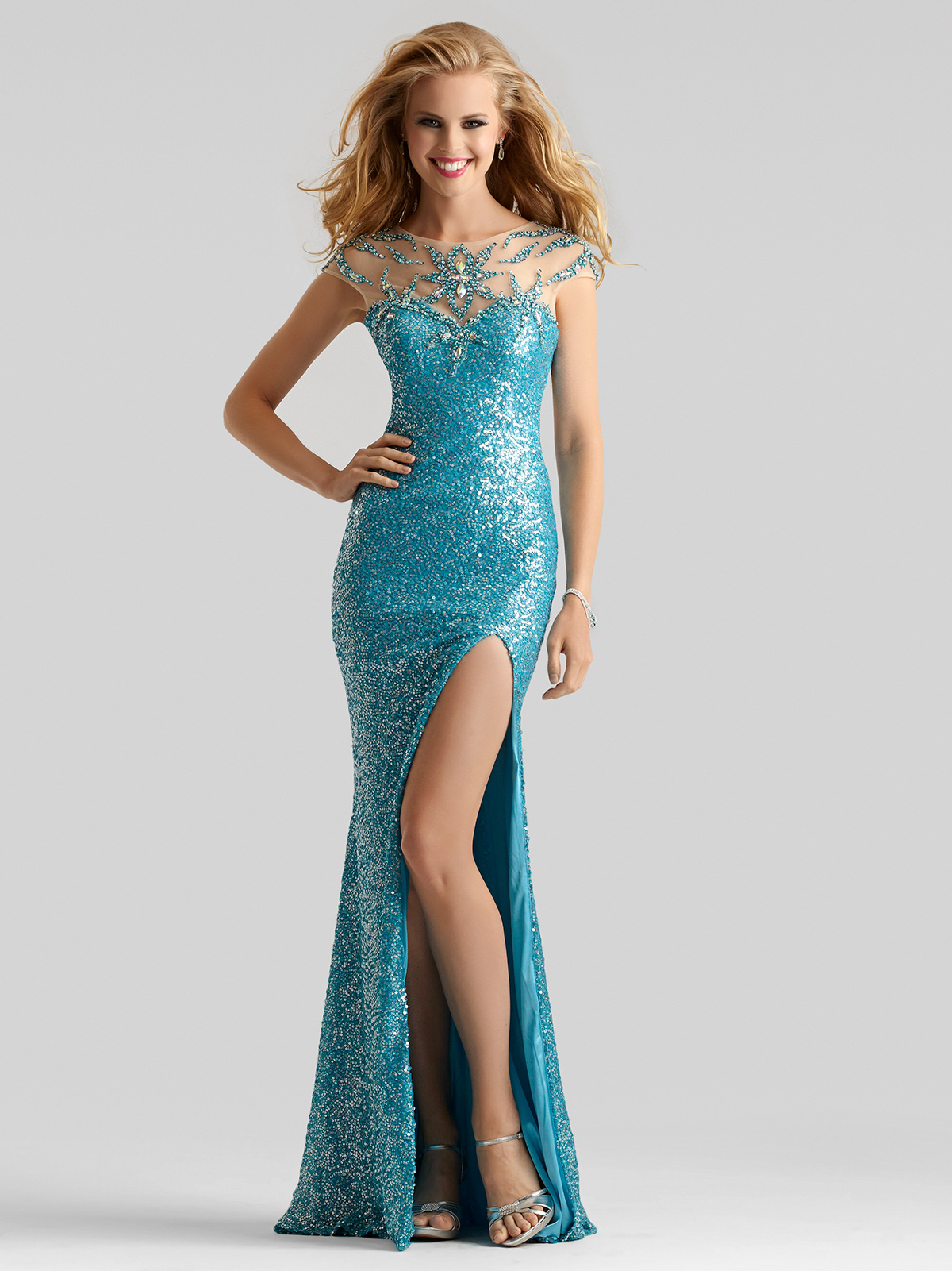 All The Rage Prom Dresses - Red Prom Dresses