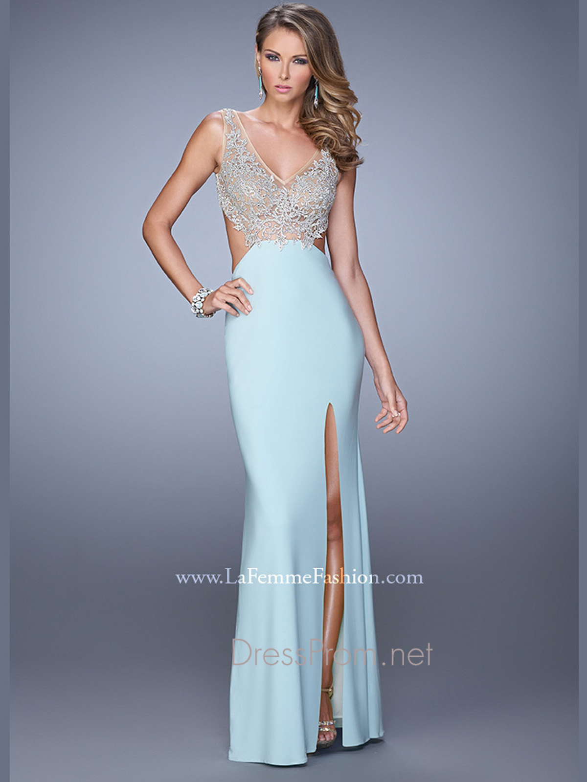 Prom Dresses By Femme - Plus Size Prom Dresses