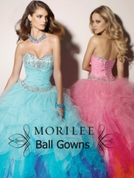 Mori Lee Ball Gowns