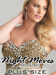 Night Moves Plus Size