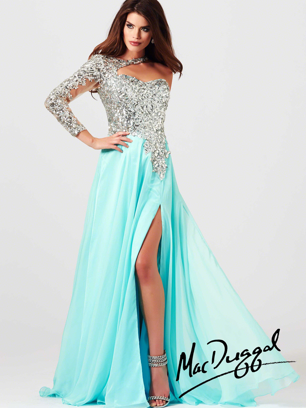 Prom Dresses Long Sleeve 2016 - Plus Size Masquerade Dresses