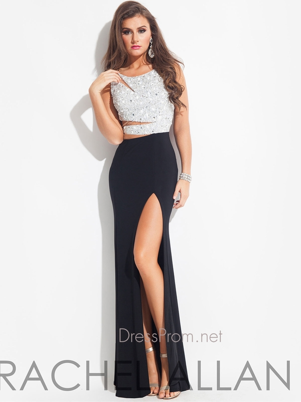 Evening Gowns With High Slits Discount Evening Dresses