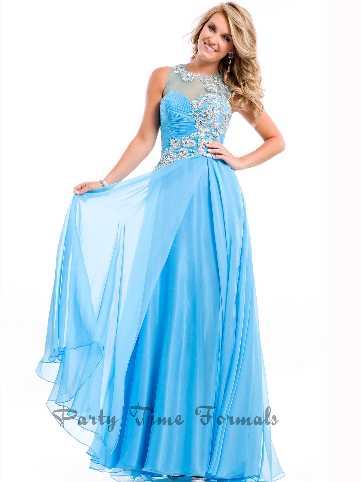 Party Time Formal Prom Dresses - Long Dresses Online