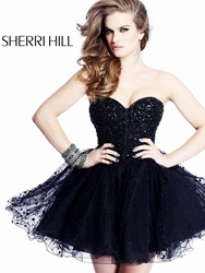 Sherri Hill Cocktail