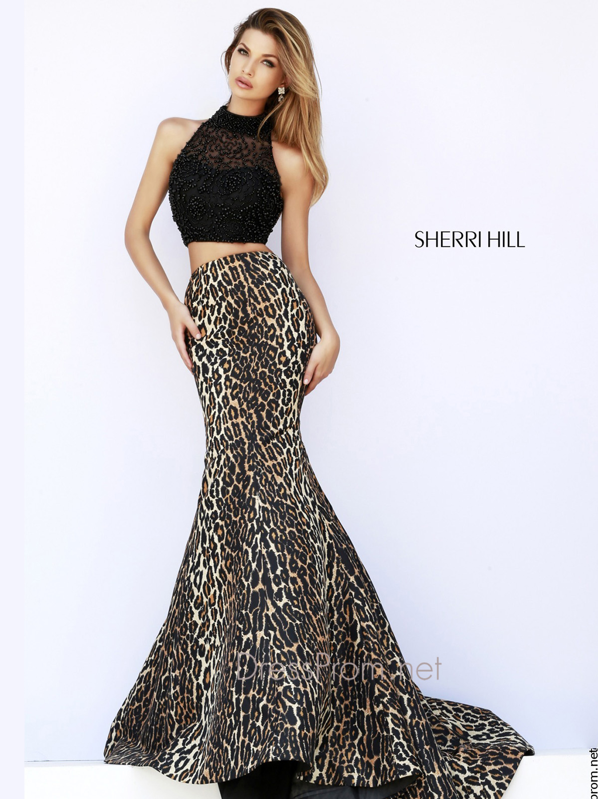 Animal Print Dresses For Homecoming