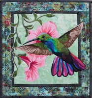 "Hummingbird Kit 19 1/2"" x 21"""