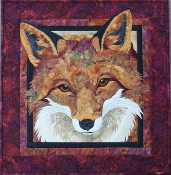 "Red Fox Kit 22"" x 22 1/2"""