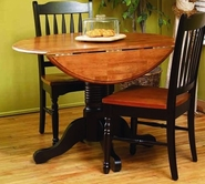 A America BRIHE610B-T BRITISH ISLES 42-Dropleaf Table