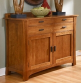 A America CATAM9010 CATTAIL BUNGALOW SIDE BOARD