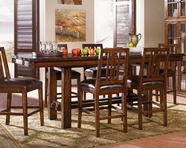 A America Mesam670B-T Mesa Rustica Gather Table