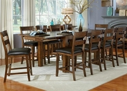 A America MRPRW670B-T-355K GATHERING-TABLE-BARSTOOL Set