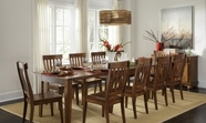 A America TOLRA617L-235K TOLUCA-38-X1323-LF-EXT-TABLE-Chair Dining Set