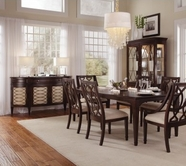 A.R.T. 161220-04-2636 Intrigue-Rectangular-Dining-Table-Chair 5Pc Set