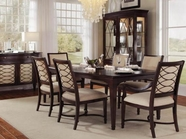 A.R.T. 161220-06-2636 Intrigue Rectangular-Dining-Table-Chair 5Pc Set