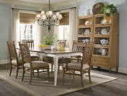 A.R.T. 164220-2617-4x206-2613 Modern Country Dining Table collection