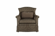 A.R.T. 166516-5030AA Margaux Mia Skirted Swivel Chair