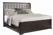 A.R.T. 181146-1714FB-HB-RS Optum King HiLow Upholstered Bed