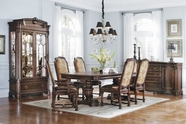 A.R.T. 187204-21-2106 Capri Upholstered Dining Set