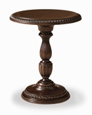A.R.T. 187309-2106 Capri Pedestal Accent Table