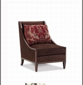 A.R.T. 187519-5006AA Capri Isabella Estate Wing Chair