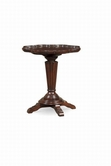 A.R.T. 191309-2106 Devonshire Round Accent Table