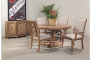 A.R.T. 192225-2303BS-TP Ventura Round Dining Table