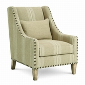 A.R.T. 192534-5003AA Ventura Natural Accent Chair